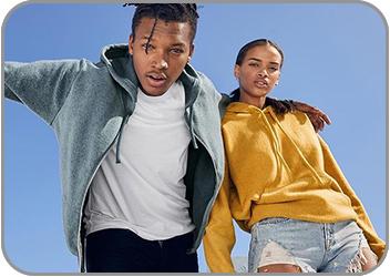 Hoodies & sweatshirts for men & women
