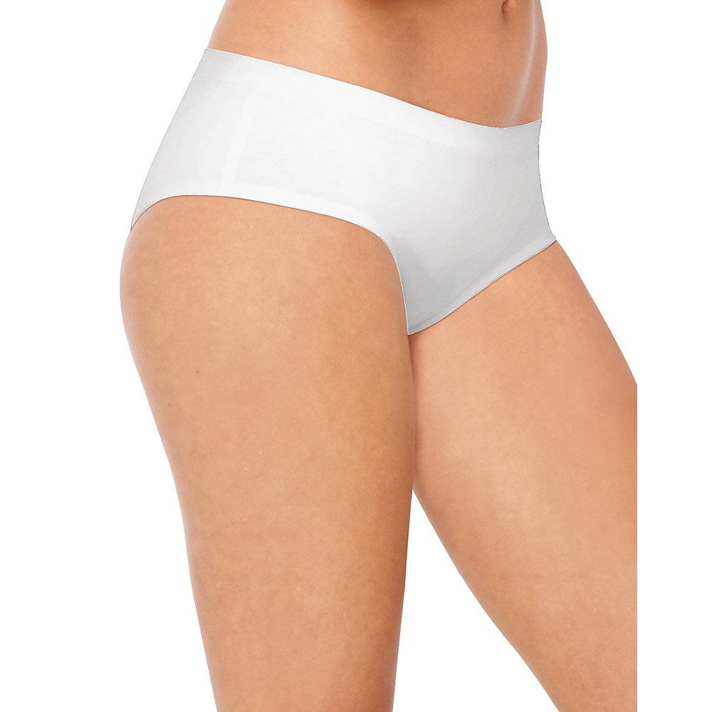 7442a137df0f Hanes® Ultimate™ Smooth Tec™ Women's Hipster Panties 3-Pack