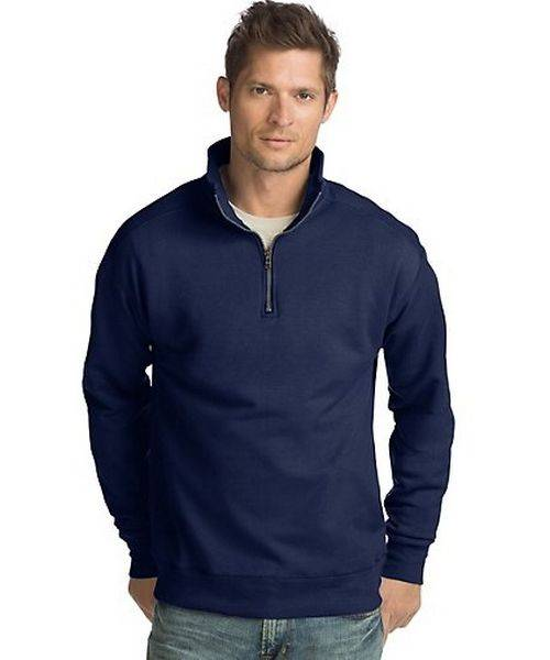 56265752c ... Men's Nano Premium Lightweight Quarter Zip Jacket. 5 1. Hanes