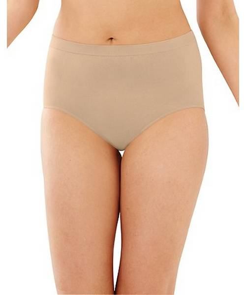 390af9c4631 Barely There by Bali Comfort Revolution Microfiber Seamless Brief