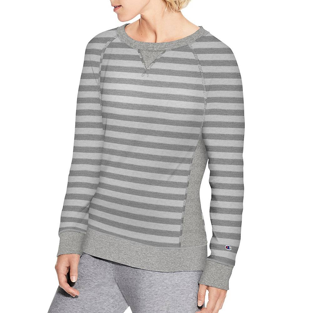 0a3493cde Champion Women's Heritage French Terry Crew - W9493