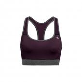 Dark Berry Purple/Granite Heather