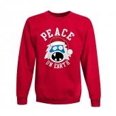 Peace Yeti/Best Red