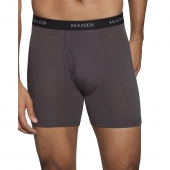 Hanes Ultimate FreshIQ Men's Assorted Boxer Briefs