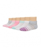 Hanes Girls Toddler Low Cut