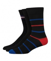Black/Blue/Red Assortment
