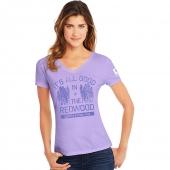 Redwood/Salty Purple