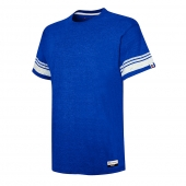 Athletic Royal Heather w/Natural Stripe