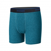 Hanes Ultimate Boys' Lightweight Boxer Briefs