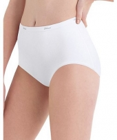 Hanes Women's Cotton Briefs with Cool Comfort Assorted