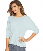 Maidenform Dolman Sleeve Lounge Top
