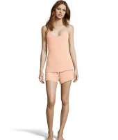 Maidenform Rib Cami & Shorts Set