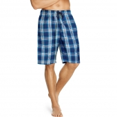 Hanes Men's Woven Plaid Shorts