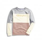 Oxford Grey Heather/Chalk White/Dream Pink