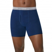 Hanes Men's ComfortSoft and Boxer Briefs with Comfort Flex and Waistband 5-Pack