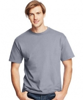 Hanes Men's TAGLESS and ComfortSoft and Crewneck T-Shirt 12-Pack