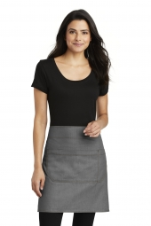 Port Authority Market Half Bistro Apron. A801