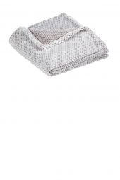 Port Authority Plush Texture Blanket. BP35
