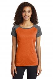 Deep Orange Heather/ Graphite Heather