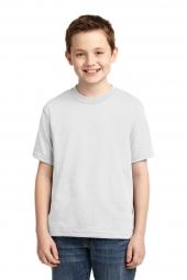 Jerzees 29B Youth Dri-Power 50/50 Cotton/Poly T-Shirt