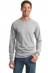 Jerzees 29LS Dri-Power 50/50 Cotton/Poly Long Sleeve T-Shirt
