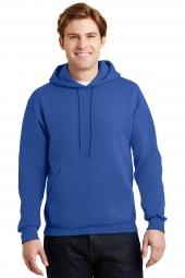 Jerzees 4997M SUPER SWEATS NuBlend Pullover Hooded Sweatshirt
