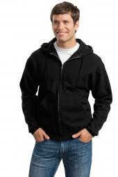 Jerzees 4999M Super Sweats NuBlend Full-Zip Hooded Sweatshirt