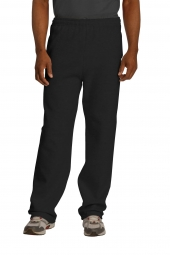 Jerzees 974MP NuBlend Open Bottom Pant with Pockets