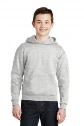 Jerzees 996Y Youth NuBlend Pullover Hooded Sweatshirt