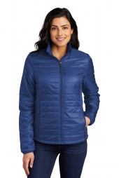 Port Authority L850 ® Ladies Packable Puffy Jacket