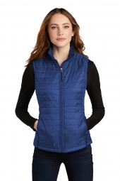 Port Authority L851 Ladies Packable Puffy Vest