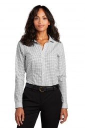 Red House RH86 Ladies Open Ground Check Non-Iron Shirt