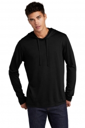 Sport-Tek ST406 PosiCharge Tri-Blend Wicking Long Sleeve Hoodie
