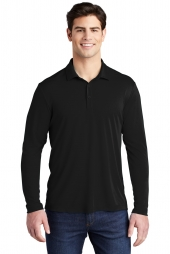 Sport-Tek ST520LS Posi-UV Pro Long Sleeve Polo