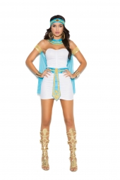 Elegant Moments 9138 Queen Of The Nile Costume - 5 Pc