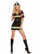 Elegant Moments 9679H Firemen'S Hat For Costumes 9514