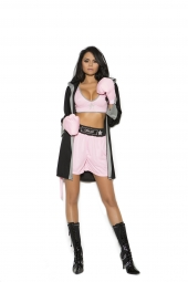 Elegant Moments 99070 Prizefighter Costume - 4 Pc