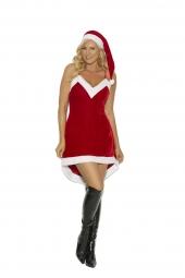 Elegant Moments 99107 Santa'S Sweetie Costume - 2 Pc