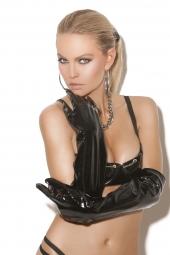 Elegant Moments V9245 Long Vinyl Gloves *Available Boxed