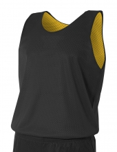 A4 N2206 Reversible Mesh Tank For Youth Size Boys