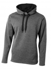 A4 N4103 Inspire Fleece Hoodie For Adult Size Male