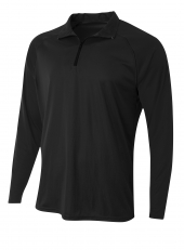 A4 N4268 Daily 1/4 Zip Shirt