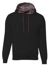 A4 N4279 Sprint Fleece Hoodie For Adult Size Male