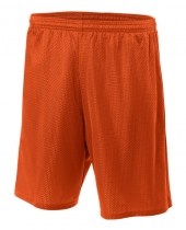 A4 N5293 Lined Tricot Mesh Shorts For Adult Size Male