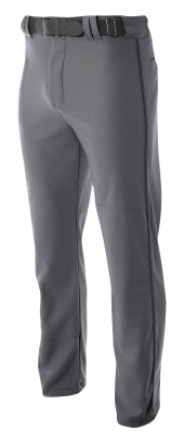 A4 N6162 Pro-Style Open Bottom Baseball Pant