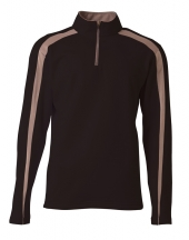 A4 NB4005 Youth Spartan Fleece Quarter Zip
