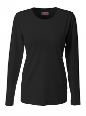 A4 NG3015 Youth Spike Long Sleeve Volleyball Jersey For Youth Size Girls