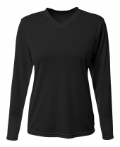 A4 NW3425 Women's Sprint Long Sleeve Tee