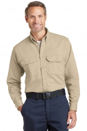 Bulwark SLU2 EXCEL FR ComforTouch Dress Uniform Shirt