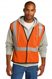 CornerStone CSV100 ANSI 107 Class 2 Economy Mesh One-Pocket Vest